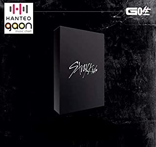 Stray Kids - Go Live (GO?) [Limited ver.] (1st Full Length Album) [Pre Order] CD+Photobook+Folded Poster+Pre Order Benefit+Others with Extra Decorative Sticker Set, Photocard Set