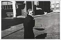 ポスター ピーター リンドバーグ Lauren Bush Hollywood Pirelli 額装品 アルミ製ベーシックフレーム(ホワイト)