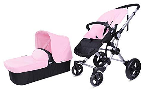 Baby Ace 8437030574416 - Carritos con Capazos, unisex, 11500 g