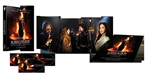 Robin des Bois, Prince des Voleurs-Digipack 2 Blu-Ray + 1 DVD + 1 Poster [Édition Spéciale Longue + Version Cinéma]