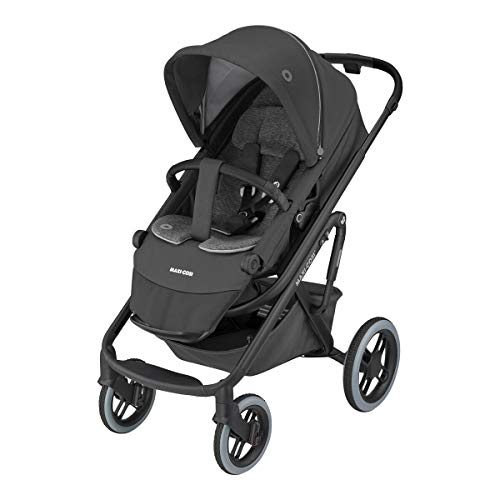 Maxi-Cosi Lila XP Kinderwagen, Komfortabler XL Outdoor-Kinderwagen mit Extra großem Sitz und...