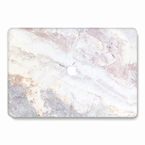 AQYLQ Funda Dura para MacBook Air 13 Pulgadas (A1369 / A1466), Ultra Delgado Carcasa Rígida Protector de Plástico Acabado Mate Cubierta, 748 Mármol