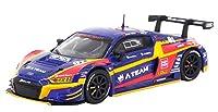 ジェネシスカンパニー POP RACE 1/64 アウディ R8 LMS エヴァ RT Test Type-01 X Works R8 覚醒 (KAK...