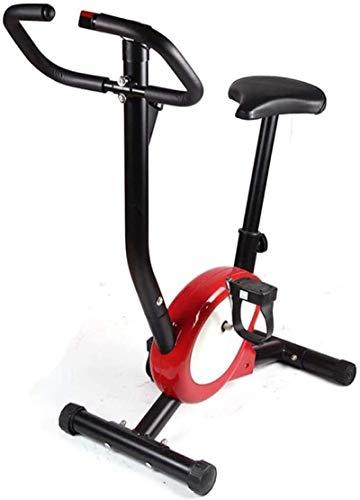 YLJYJ Bicicleta estática vertical de ciclismo, para interio