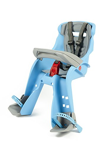Peg Perego Orion Front Mount Child Seat, Aqua/Grey