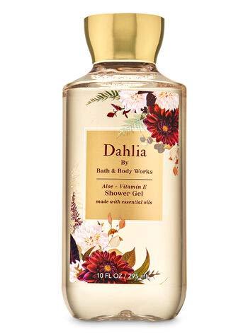 Bath and Body Works Dahlia Shower Gel Wash 10 Ounce