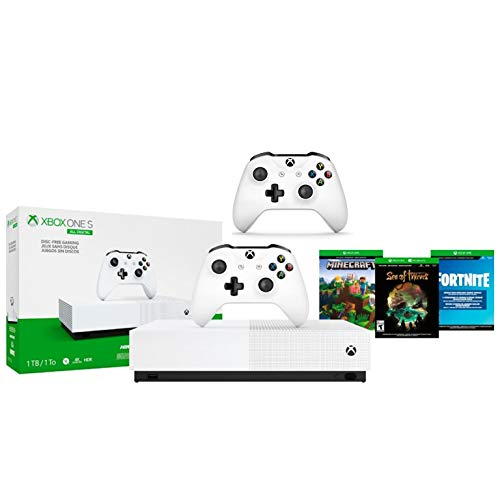 Xbox One S 1TB All-Digital Editi...