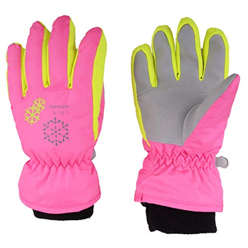 TRIWONDER Ski Snowboard Gloves for Kids - Waterproof Winter Warm Gloves Thermal Fleece Snow Gloves...