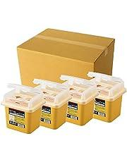 【ケース販売】 ナビス プロシェア 注射針回収ボックス N1 1L 1ケース(48個入) / 7-1268-53