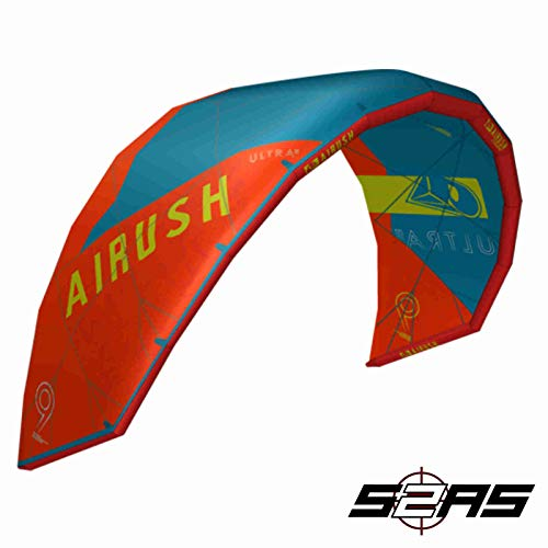 Airush Ultra V2 Kite Only Acid Teal 2019 9m²