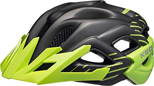 KED Status Helm Kinder Green Matte Kopfumfang M | 52-59cm 2020 Fahrradhelm