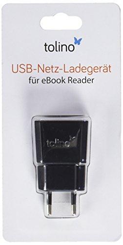 tolino USB Ladegerät: für eBook Reader