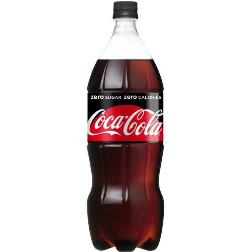 コカ・コーラ ゼロ 1.5L×8本 PET