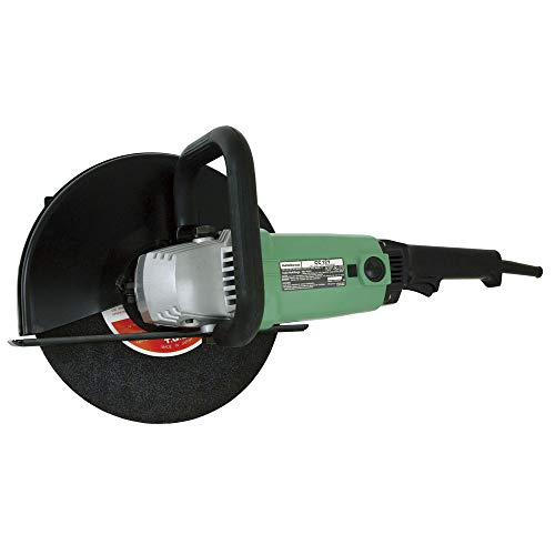 Metabo HPT Cut-Off Saw, 12-Inch Metal Cutting Wheel, Electric, 15-Amp Motor, AC/DC, Portable (CC12Y)