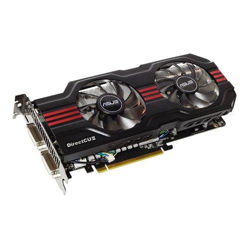 ASUS Nvidia GeForce ENGTX560 Ti DCII/2DI/1GD5 Grafikkarte (PCI-e, 1GB GDDR5 Speicher, 2x DVI-I, 1x HDMI)