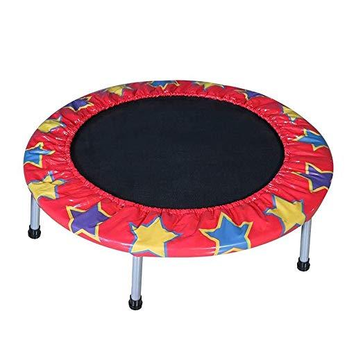 Zhao Li Indoor trampolines Trampolines 36 Inch voor Kids Sport, Mini Oefening Indoor Fitness Rebounder Trampoline met pp Doek, Ondersteuning tot 330 Lbs Kindertrampoline