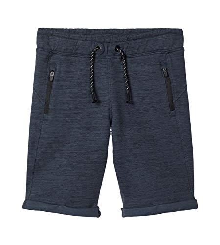 NAME IT Jungen NKMSCOTT SWE Long UNB NOOS Shorts, Dark Sapphire, 122