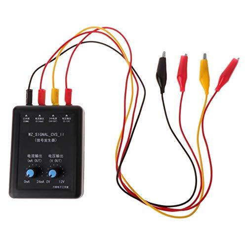 ZHFENG 4-20mA 0-10v Générateur de signal 24V Source de signal de transmetteur de tension actuelle Source de courant constant Outil de mesure