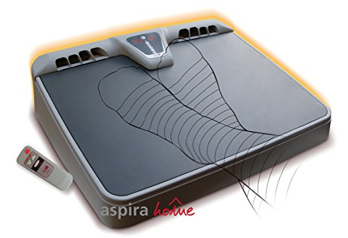 Preisvergleich Produktbild Elektrischer Fußwärmer Fusswärmer 750 Watt Bodenheizung Fussbodenheizung Heizung