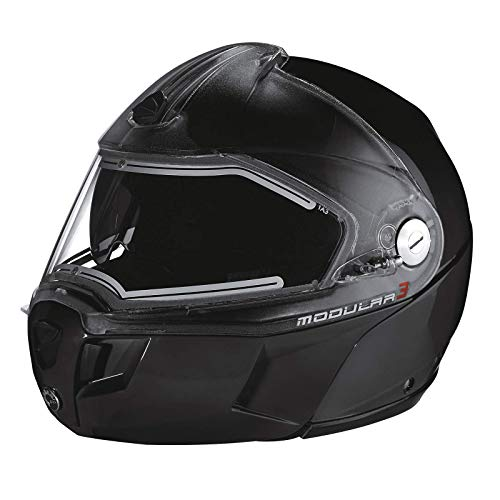 Ski-Doo Modular 3 Electric SE Helmet - Black - XL