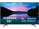 """Hisense 58H6500E Series 58"""" 4K UHD Android Smart LED TV"""