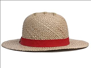One Piece LUFFY STRAW HAT Attached the Crack by Buggy