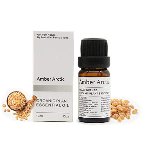 Aceite esencial de incienso - 100% puro Mejor Aceite esencial de grado terapéutico, Aceite de...