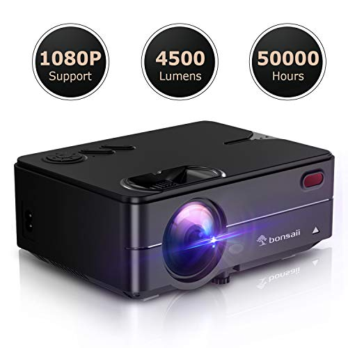 Movie Projector, Support 1080P 120
