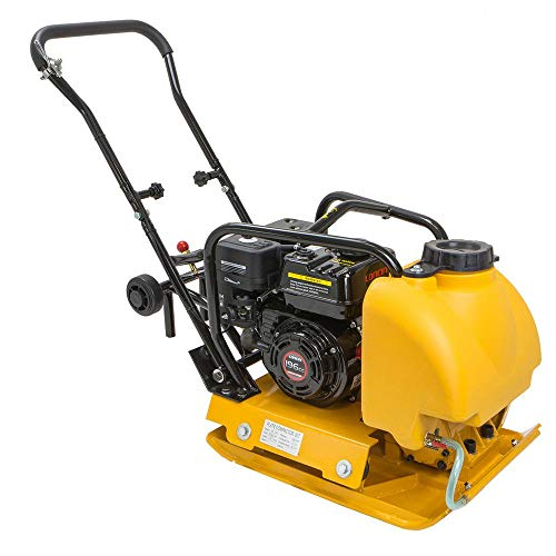 Stark 6.5HP Gas Vibration Compaction Force Industry Plate Compactor