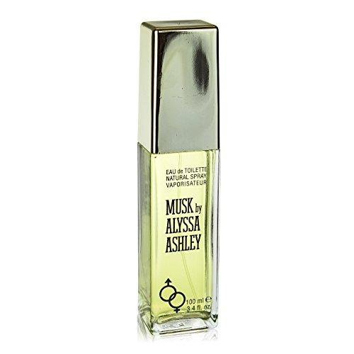 Alyssa ashley - Musk by para mujer eau de toilette spray de 3.4oz/100ml