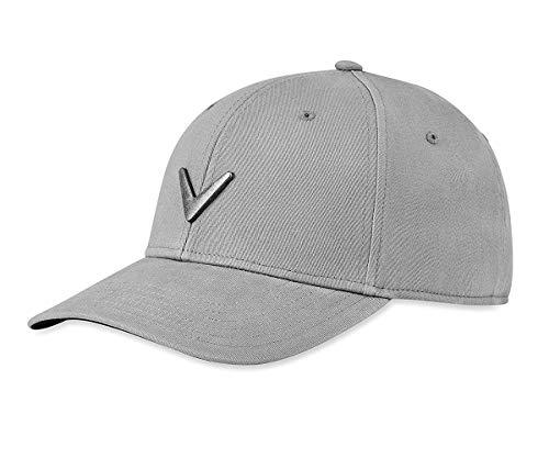 Callaway Golf Metal Icon Hat, Charcoal