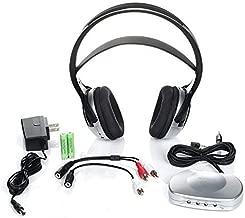 Best infrared cordless headphones Reviews