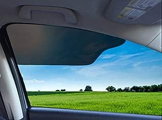 TuckVisor Limo TINT Car Sun Window Shade Visor Shades Sunshade Visors Extender 2 Pack