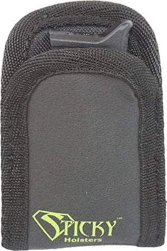 Sticky Holsters Mini Mag Sleeve x1 IWB Holster Black product image
