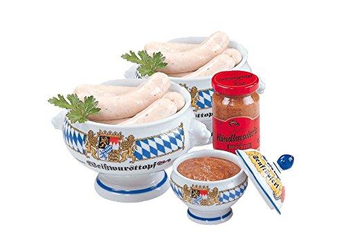 Weißwurstpaket ★ mit kesselfrischen Weißwürsten