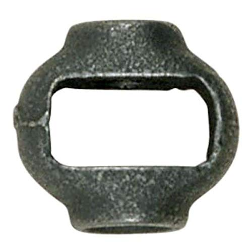 1`` Malleable Iron Hickey, Color - Satco 90-598