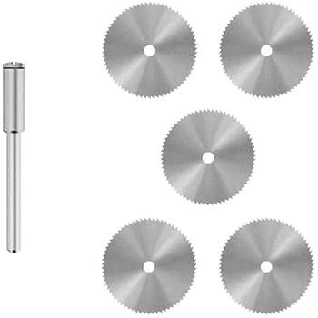 7 Stück Kreissägeblatt zum Sägen Metall
