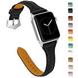 OULUCCI Compatible with Apple Watch Band 38mm 40mm,Top...