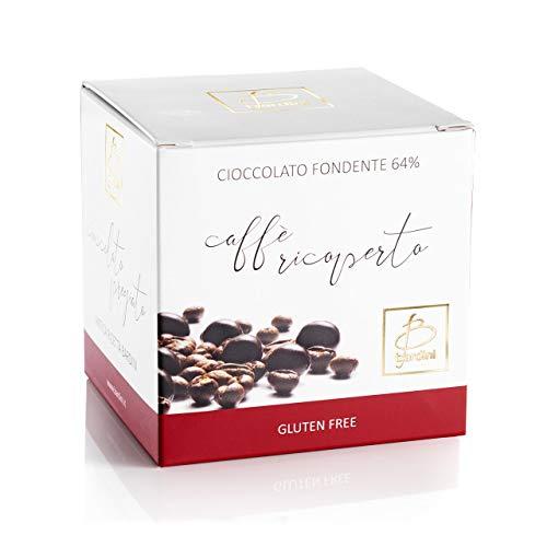 Chicchi di Caffè ricoperto di cioccolato fondente 64% (Dragèes)