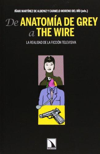 De Anatomía De Grey A The Wire: La realidad de la ficción...