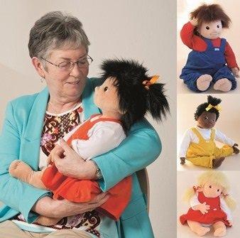 Joyk 103639 Emilie Puppe, 65 cm