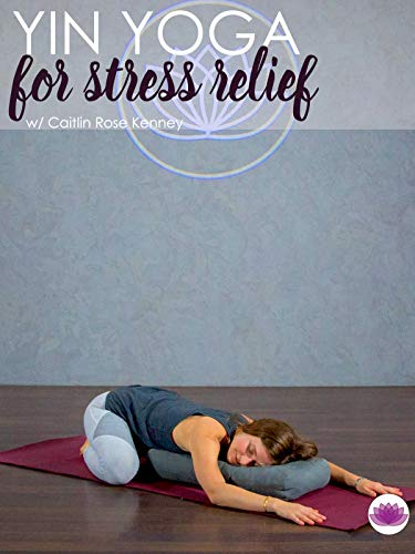 Yin Yoga for Stress Relief