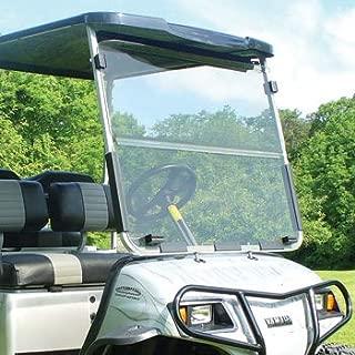 Buggies Unlimited Yamaha G22 / GMAX Golf Cart Fold Down Windshield (2003-2007) JU0, JU2