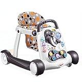 YZT QUEEN Lauflernhilfe für Babys, interaktive Multifunktions-Lauflernhilfe für Babys mit DREI...