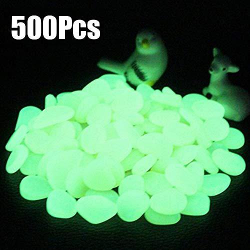 Piedras luminosas, 500 unidades de...