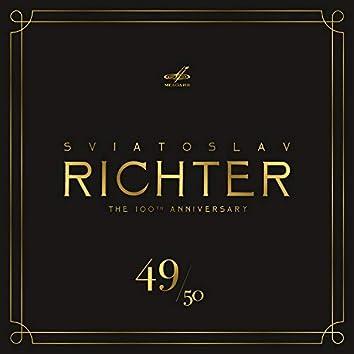 Святослав Рихтер 100, Том 49 (Live)