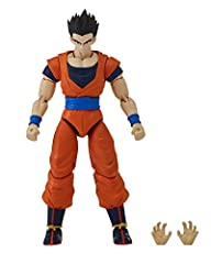 Gohan is the son of Goku and the hero who defeated Cell during the Cell Games. Gohan is a much gentler person and a family man. Gohan was trained to battle by Piccolo and Goku and only fights when necessary to protect those he loves.
