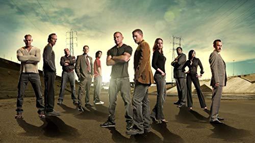 Wayne Dove Prison Break US Drama Póster en Seda/Estampados de Seda/Papel Pintado/Decoración de Pared F12781362