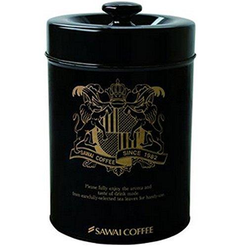 澤井珈琲 コーヒー 専門店 コーヒー専用 保存缶