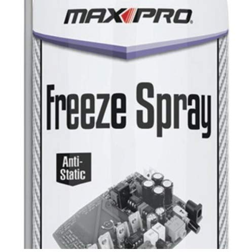 MaxPro Electronic Component Freeze Spray (Anti-static)